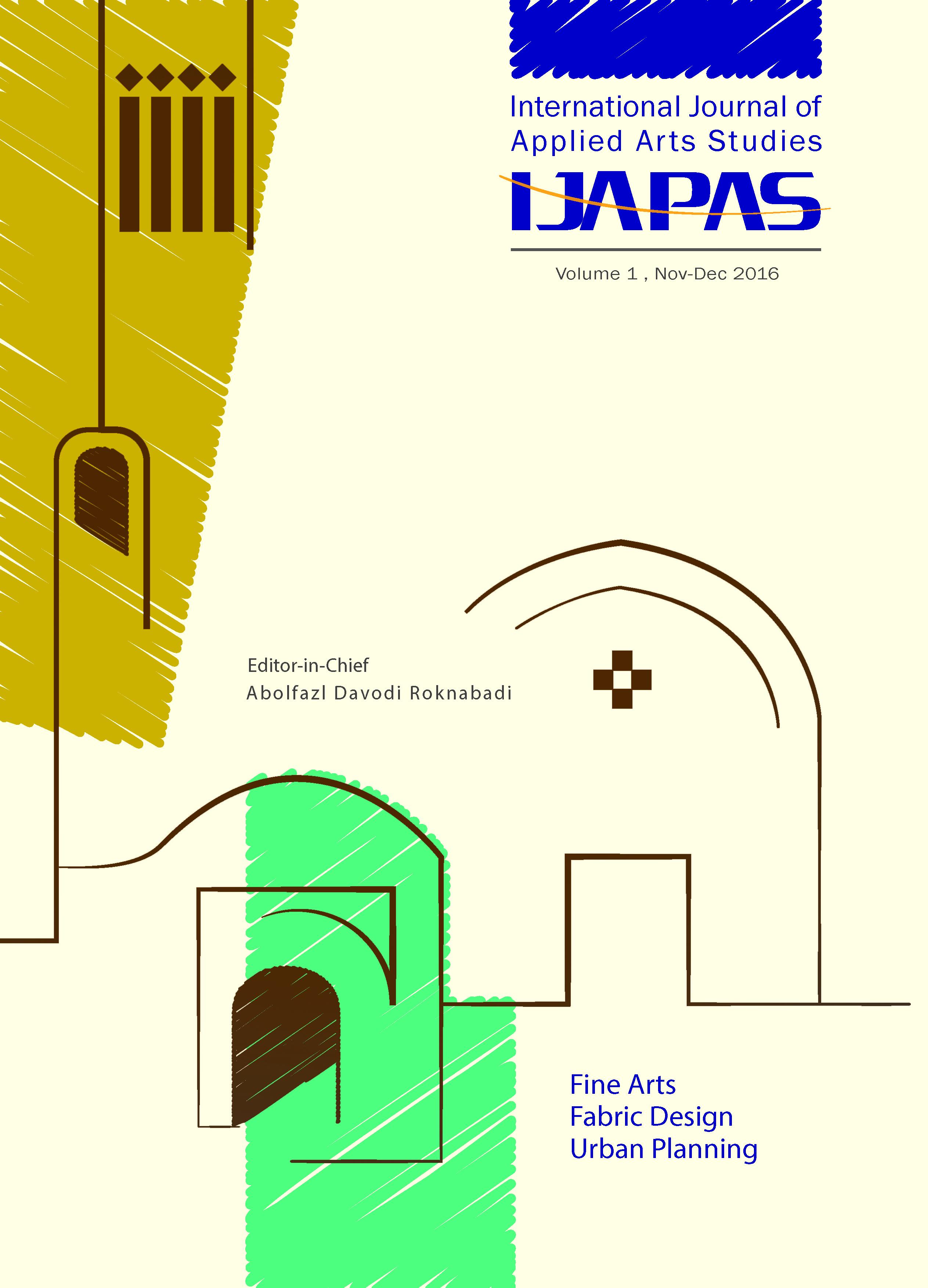 IJAPAS - Vol 1 - 2016